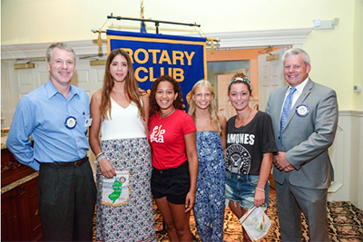 Rotary Youth Exchange Students In New Jersey