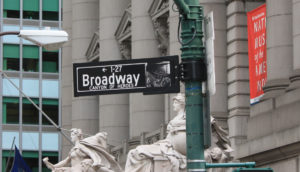 Tom Keating: A Walk Up Broadway