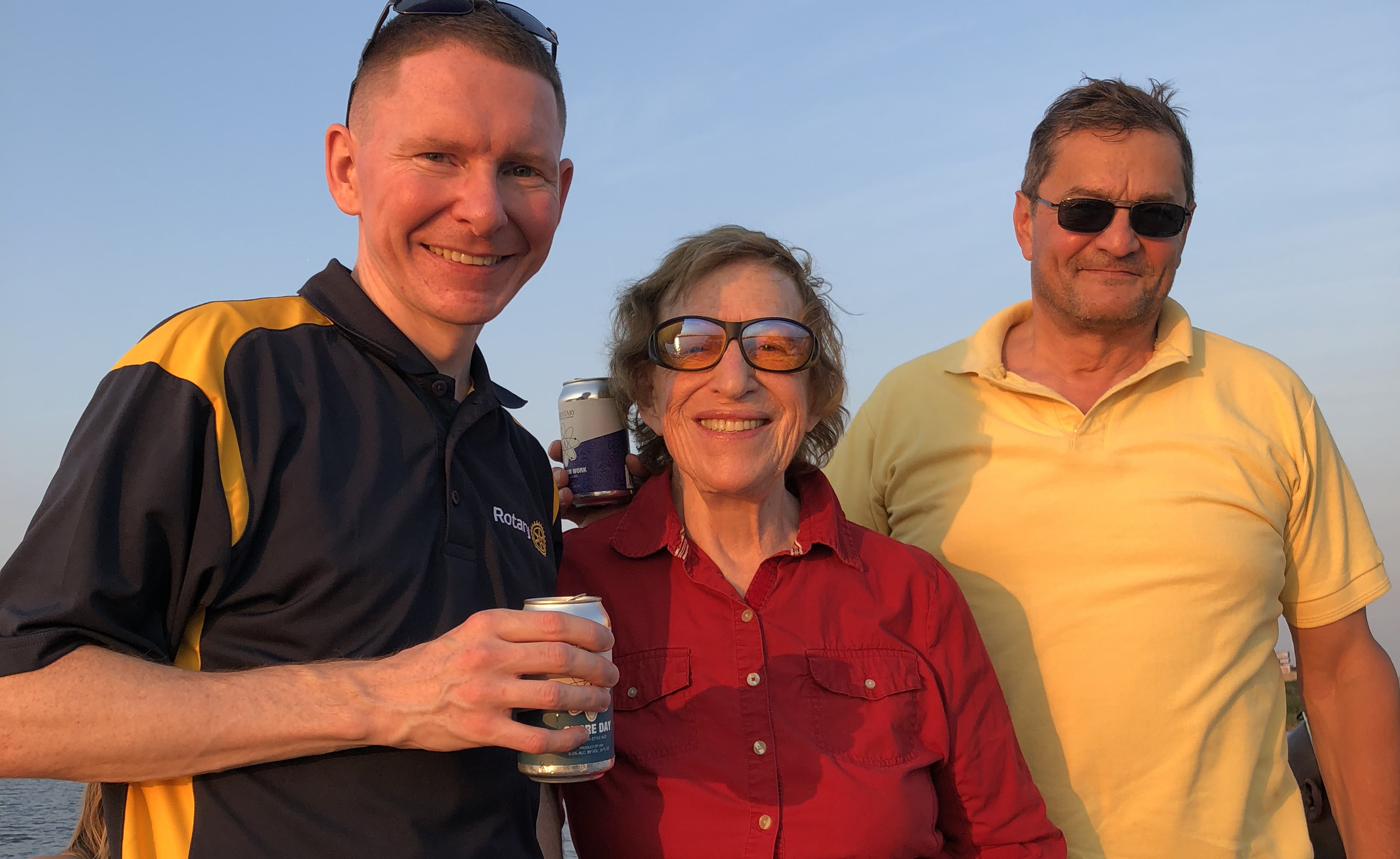 Rotary District 7490 Beer Committee Eco Cruise